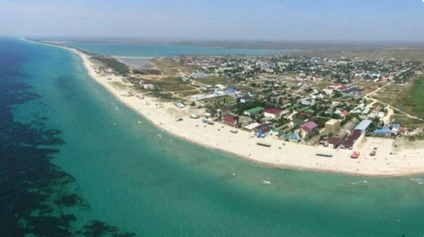 Село Штормовое в Крыму